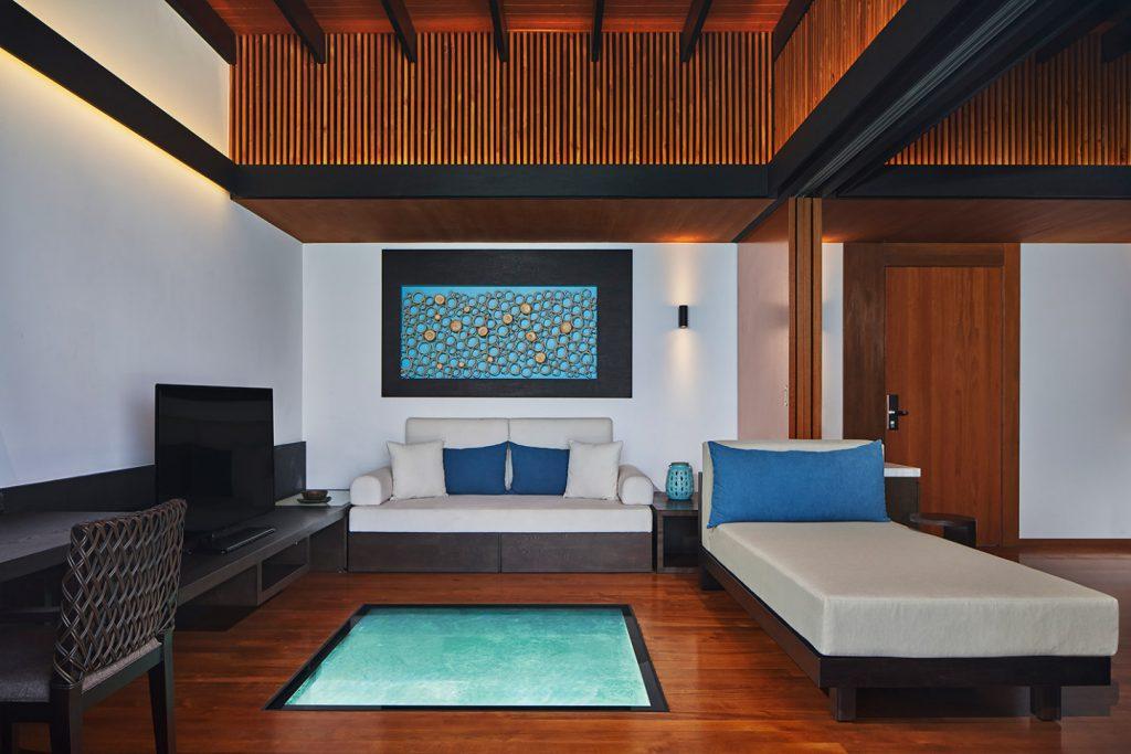 maldives overwater suite