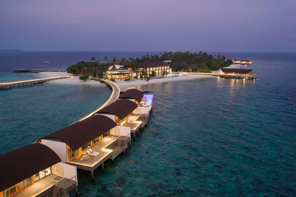 maldives marriott accommodation