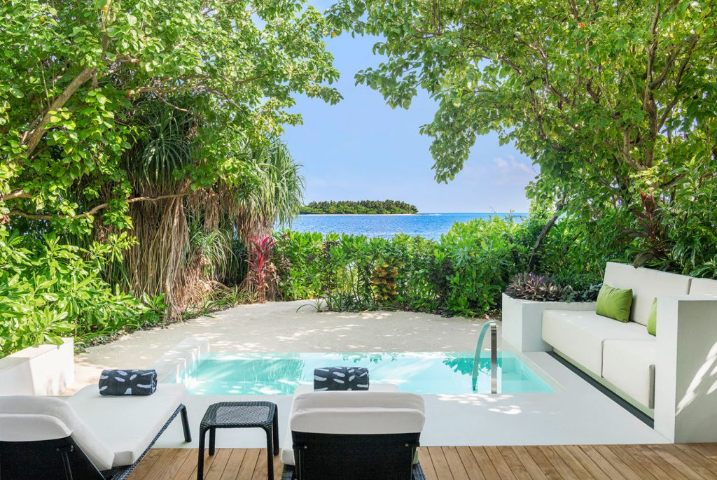 marriott maldives accommodation